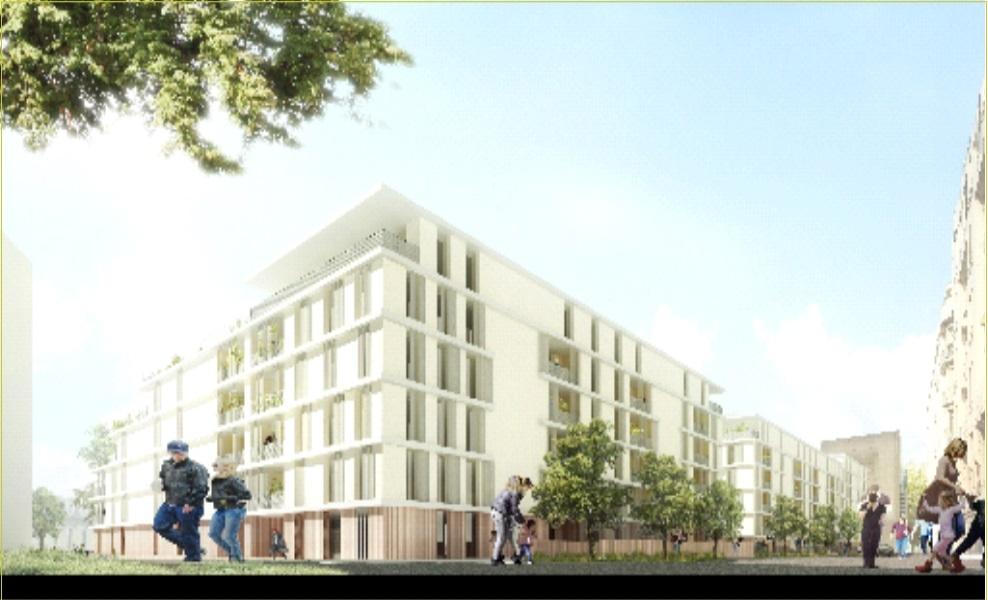 projets logements collectifs architecte bureau d 39 tude d coration d 39 int rieur var bouches. Black Bedroom Furniture Sets. Home Design Ideas