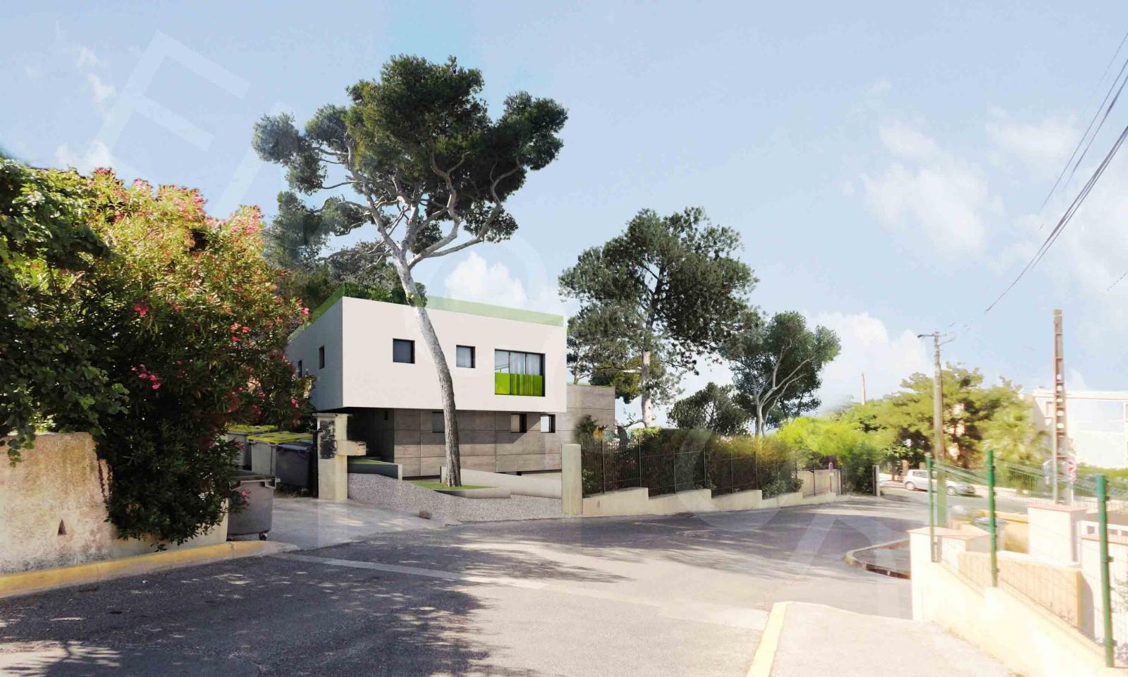 projets logements collectifs architecte bureau d 39 tude. Black Bedroom Furniture Sets. Home Design Ideas